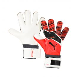 PUMA MEN GLOVE FOOTBALL ONE GRIP 3 BLK