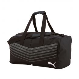 PUMA MEN FTBLPLAY MEDIUM SPORTS TEAM BAG BLACK
