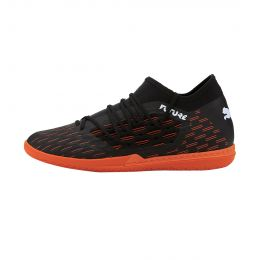 PUMA MEN FUTURE 6.3 NETFIT FUTSAL BLACK