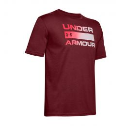 UNDER ARMOUR MEN WORDMARK ROUND NECK
