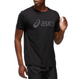 ASICS MEN TRAINING JERSEY JC TRAINING BLACK 001