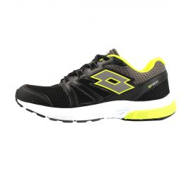 LOTTO MEN SPEEDRIDE 600 V RUNNING BLACK