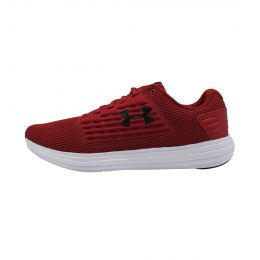 UNDER ARMOUR MEN SURGE S.E RUNNING RED
