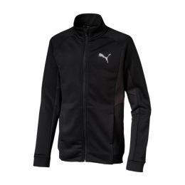 PUMA KIDS A JKT ACTIVE SPORTS 0919 JACKET BLACK