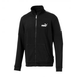 PUMA MEN AMPLIFIED JACKET BLACK