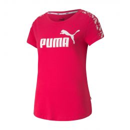 PUMA WOMEN ROUND NECK AMPLIFIED