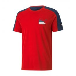 PUMA MEN ATHLETICS ADVANCED TEE ROUND NECK