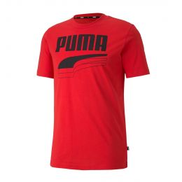 PUMA MEN ROUND NECK REBEL BOLD
