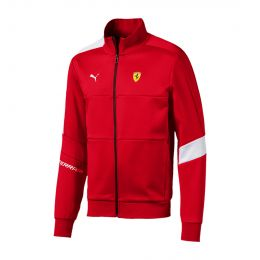PUMA MEN S.FERRARI T7 JACKET