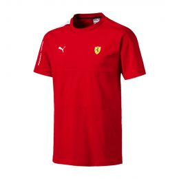 PUMA MEN S.FERRARI T7 ROUND NECK