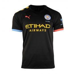PUMA MEN MCFC AWAY SS 0719 JC REPLICA