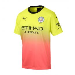 PUMA MEN JC REPLICA MCFC 3RD SS