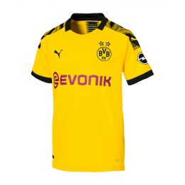 PUMA JUNIOR BOY DORTMUND BVB HOME JERSEY