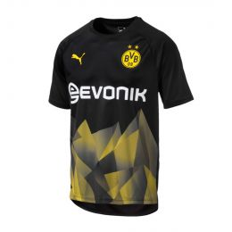 PUMA MEN TRAINING BVB INT STADIUM 0919 JC TRAINING BLACK