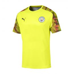 PUMA MEN MANCHESTER CITY TRAINING JERSEY