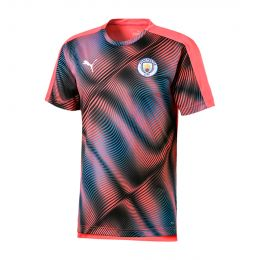 PUMA MEN MANCHESTER CITY STADIUM LEAGUE TRAINING JERSEY
