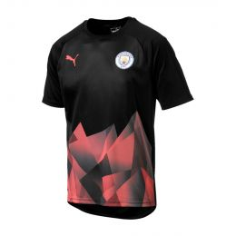 PUMA MEN MANCHESTER CITY INT STADIUM TRAINING JERSEY