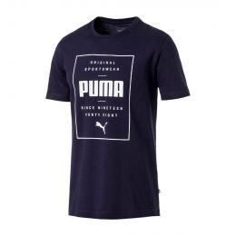 PUMA MEN BOX ROUND NECK
