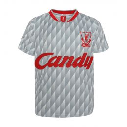 LFC JUNIOR BOY LFC RETRO JUNIOR CANDY AWAY SHIRT