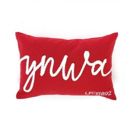 LFC UNISEX YNWA RECTANGLE CUSHION