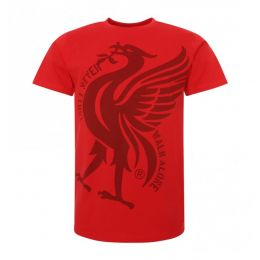 LFC MEN ROUND NECK LIVERBIRD YNWA