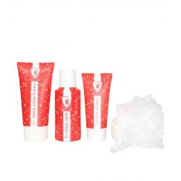 LFC UNISEX FACE & BODY GIFT SET