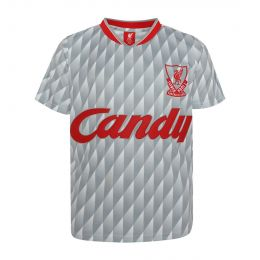 LFC KIDS RETRO JUNIOR CANDY AWAY ROUND NECK