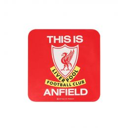 LFC UNISEX THIS IS ANFIELD (TIA) INDIVIDUAL COASTER