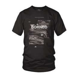 AL MEN BORNEO ROUND NECK