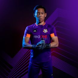 AL MEN JC GOALKEEPER AUTH PDRM AWAY
