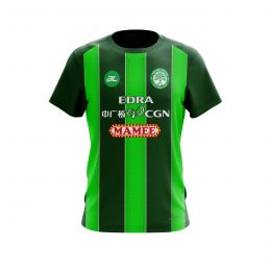 AL MEN MELAKA UNITED FC 2021 PRE-SEASON JERSEY JC REPLICA GREEN