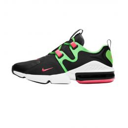 NIKE MEN AIR MAX INFINITY LIFESTYLE BLACK BQ3999-010