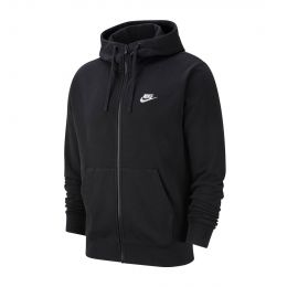 NIKE MEN JACKET CLUB HOODIE FZ FT