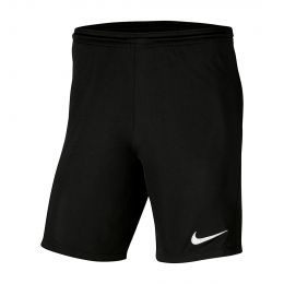 NIKE JUNIOR BOY SHORT Y NK DRY PARK III SHORT NB K