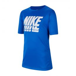 NIKE KIDS TROPHY GFX ROUND NECK
