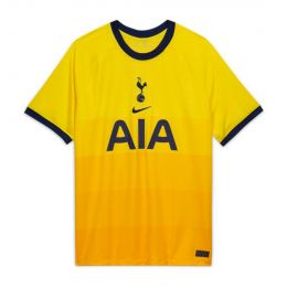 NIKE MEN TOTTENHAM HOTSPUR 2020/21 STADIUM THIRD JC REPLICA YELLOW