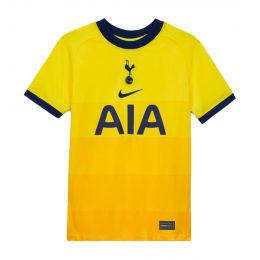 NIKE KIDS TOTTENHAM HOTSPUR 2020/21 THIRD JERSEY JC REPLICA YELLOW