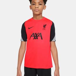 NIKE KIDS LFC STRIKE JUNIOR JC TRAINING RED