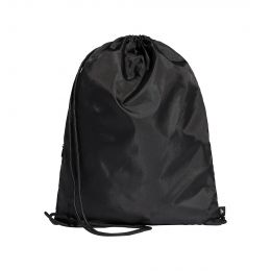 ADIDAS MEN SPORT PERFORMANCE GYM SACK SHOE BAG BLACK