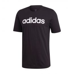 ADIDAS MEN E LIN ROUND NECK BLACK