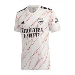 ADIDAS MEN ARSENAL 20/21 AWAY JC REPLICA WHITE