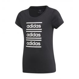 ADIDAS JUNIOR GIRL ROUND NECK CF