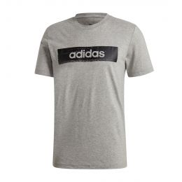 ADIDAS MEN ROUND NECK BOX GRAPHIC
