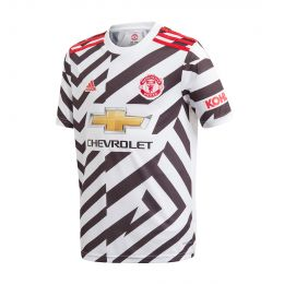 ADIDAS MANCHESTER UNITED 20/21 THIRD JERSEY JUNIOR