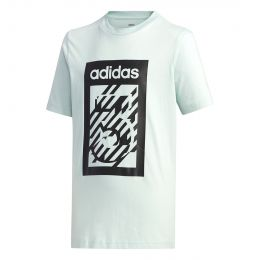 ADIDAS JUNIOR BOY ROUND NECK YB BOX