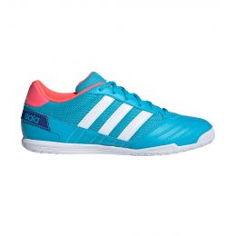 ADIDAS MEN SUPER SALA FUTSAL BLUE