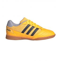ADIDAS KIDS SUPER SALA FUTSAL YELLOW