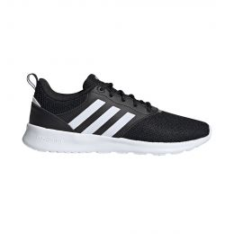 ADIDAS WOMEN QT RACER 2.0 SHOES LIFESTYLE BLACK FY8320