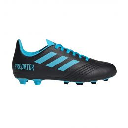 ADIDAS KIDS F PREDATOR 19.4 FXG 0719 BOOT BLACK