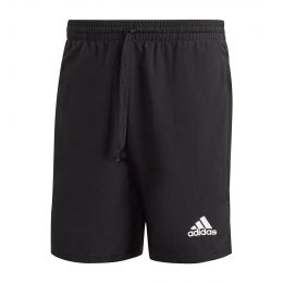 ADIDAS MEN ACTIVATED TECH SHORTS SHORT BLACK